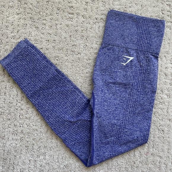 Gymshark Vital Seamless Leggings - Purple
